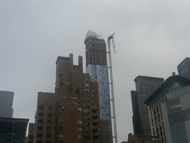 One57 Crane Collapse NYC