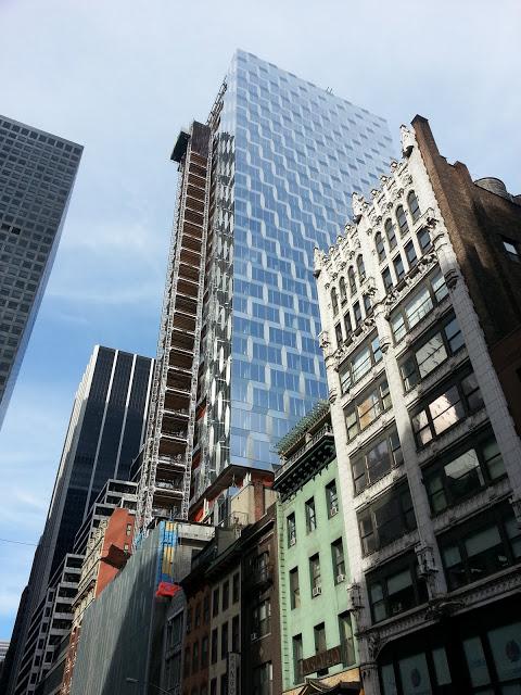 The International Gem Tower Extell