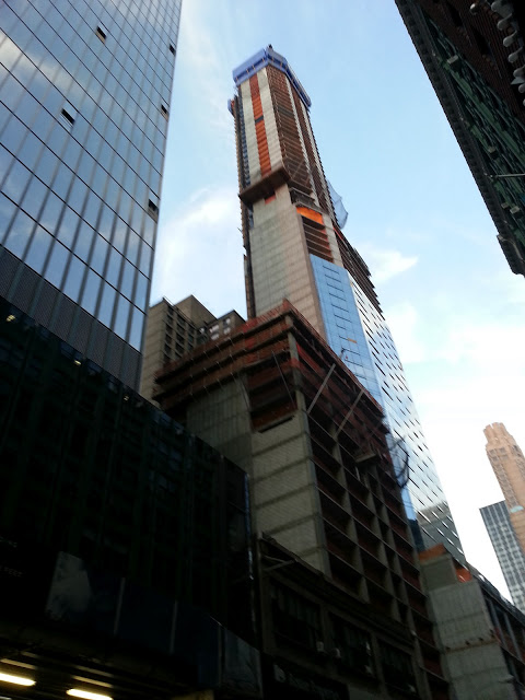 237 West 54th Street and 1715 Broadway New York City