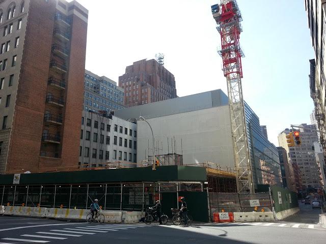 56 Leonard Street NYC