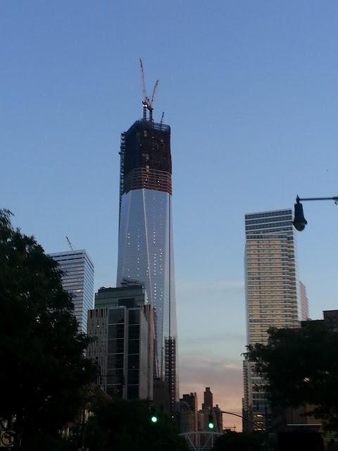 One World Trade Center nyc 9/11