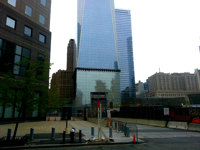 One World Trade Center Set To Reach Pinnacle Today New