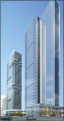 605 West 42nd Street New York City