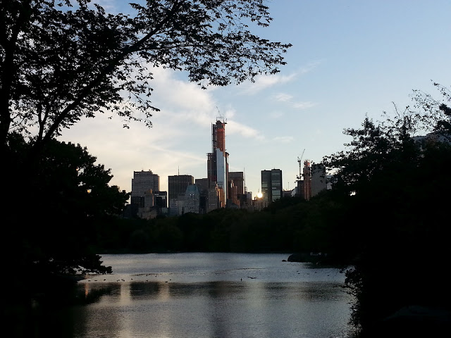 One57 and the Central Park Skyline Extell