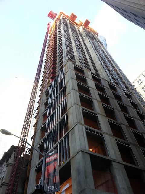99 Washington Street, World's Tallest Holiday Inn NYC