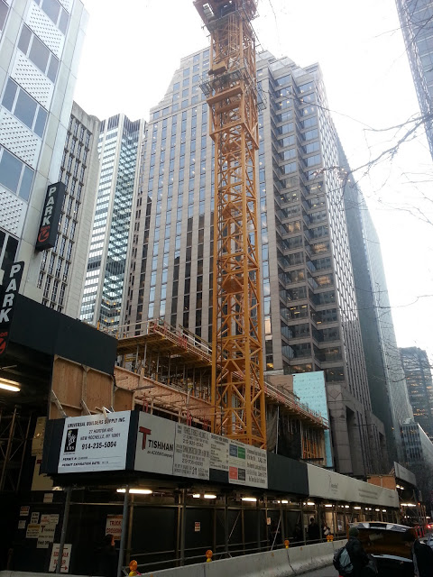 The Baccarat Hotel & Residences at 20 West 53rd Street