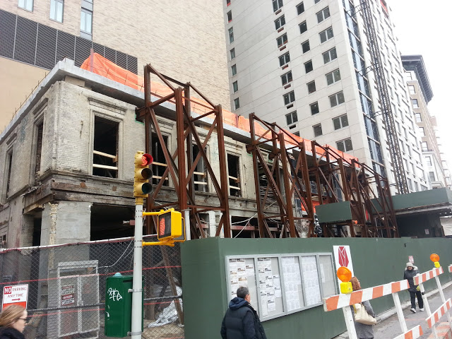 The Larstrand, 227 West 77th Street