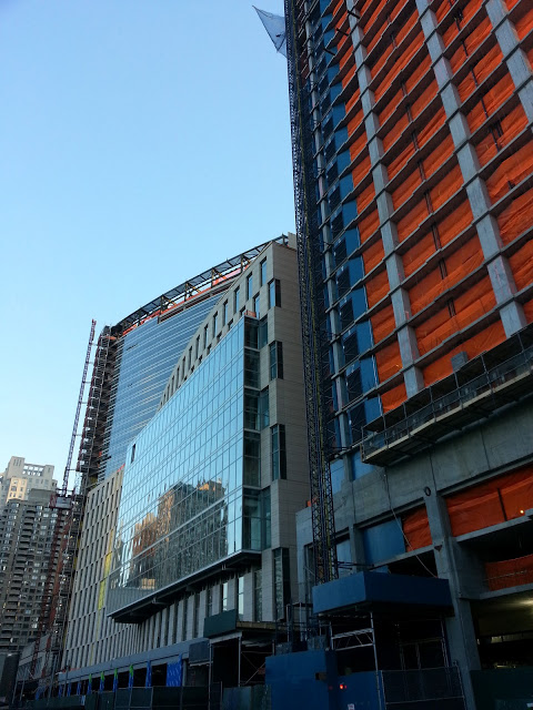 Fordham Lincoln Center and 160 West 62nd Street