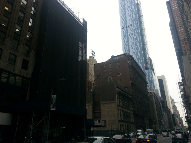 Proximity of 225 West 57th & One57