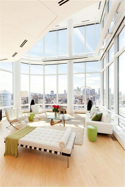 Astor Place Penthouse Duplex