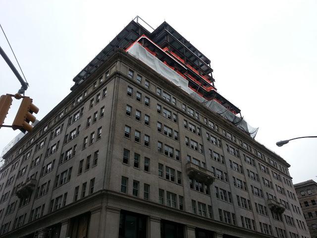 330 Hudson Street Expansion Expansion