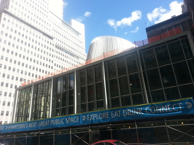 Fulton Center NYC