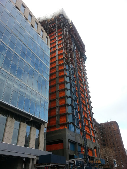 Fordham Lincoln Center Expansion & 160 West 62nd Street