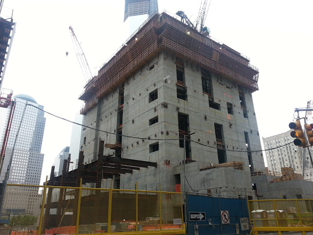 175 Greenwich Street/Three World Trade Center July Construction Update