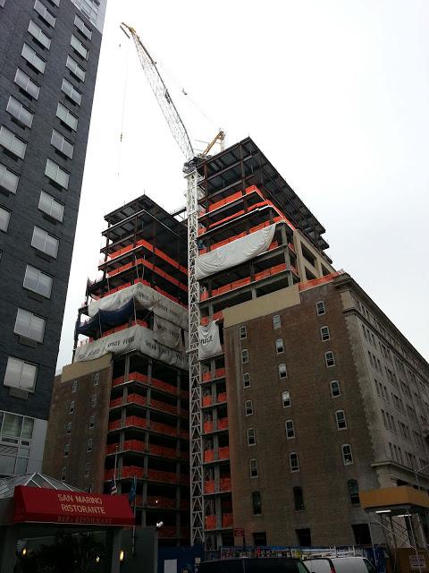 330 Hudson Street Expansion Manhattan