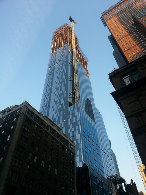One57 Construction NYC