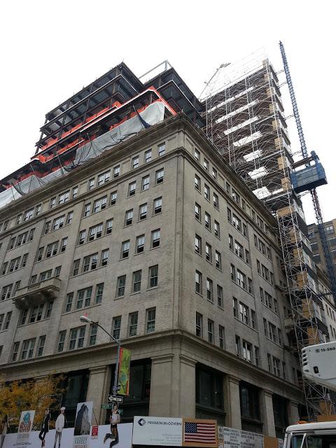 330 Hudson Street Expansion New York