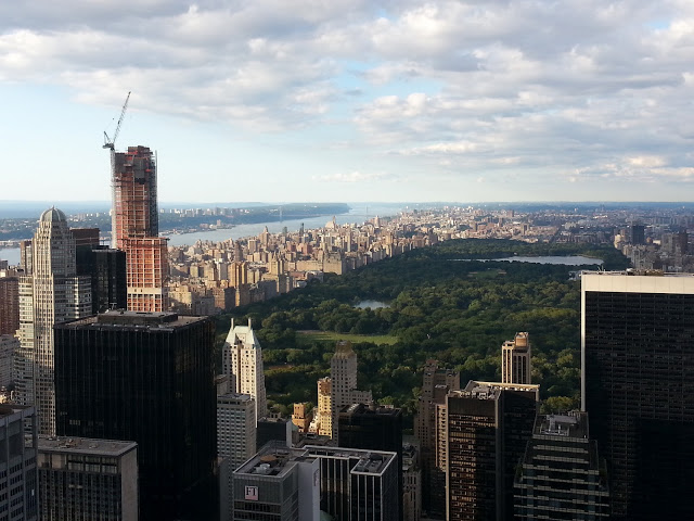 Midtown NYC, One57