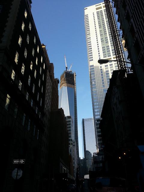 One WTC 2012