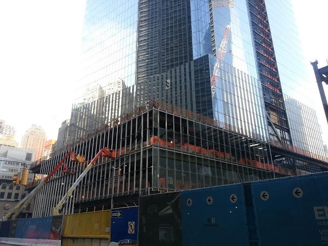150 Greenwich Street/Four World Trade Center New York City