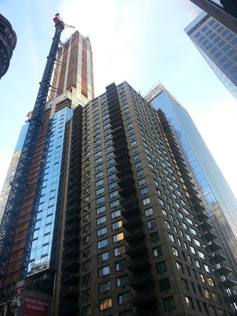 1715 Broadway and 250 West 55th Street