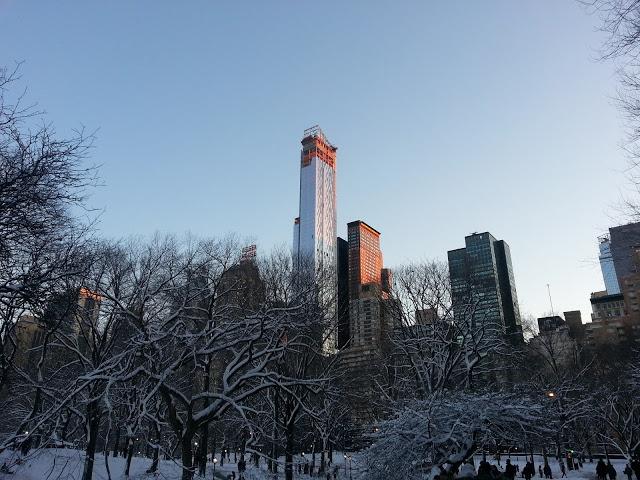 One57 Central Park Skyline