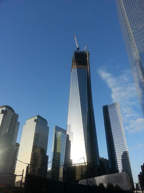 One World Trade Center October 2012 New York