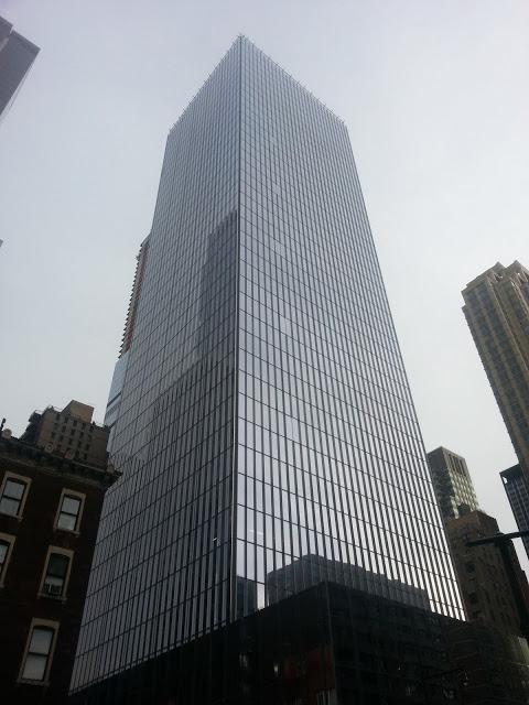 250 West 55th Street New York City