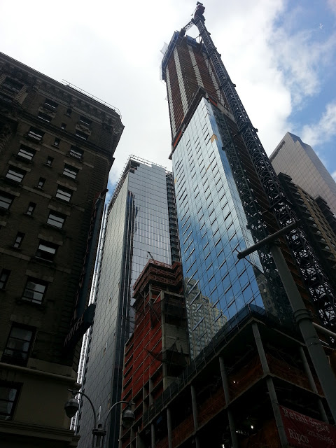 1715 Broadway, 237 West 54th Street, and 250 West 55th
