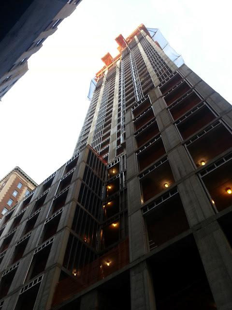 99 Washington Street, World's Tallest Holiday Inn New York