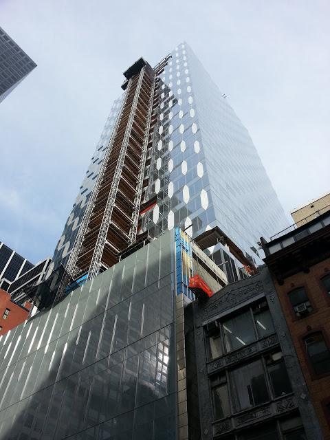 The International Gem Tower Manhattan