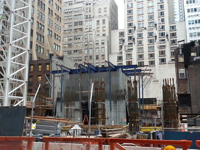 432 Park Avenue Construction