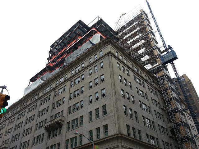330 Hudson Street Expansion Office