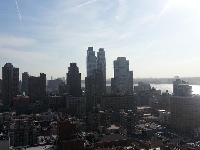 Midtown Skyline NYC