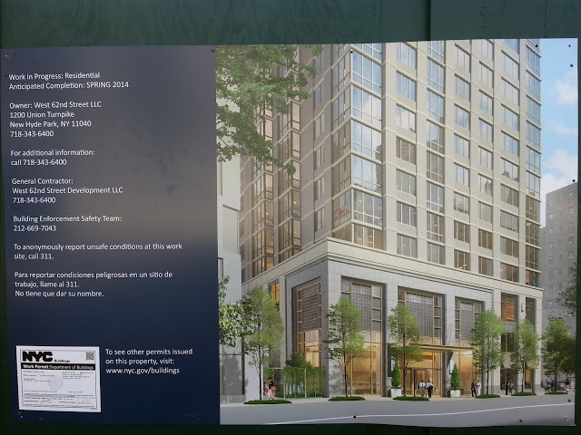 160 West 62nd Residential