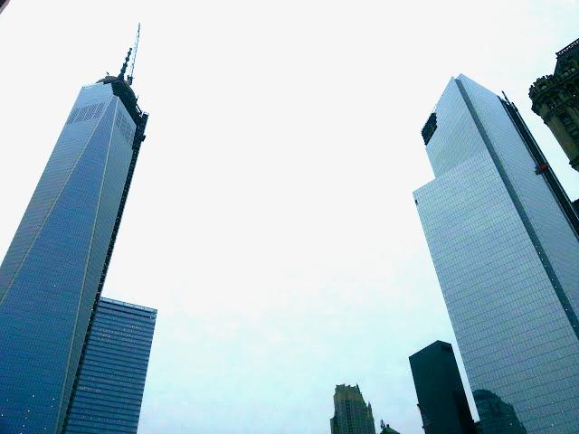 New World Trade Center NYC