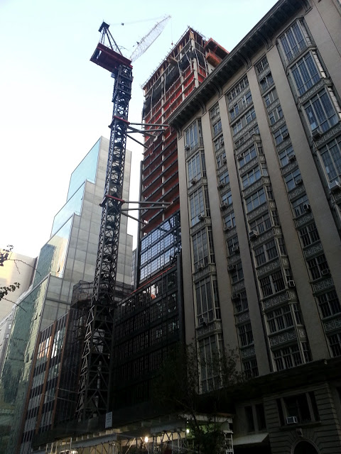 The Willow Hotel, August 2012 Construction Update, NYC