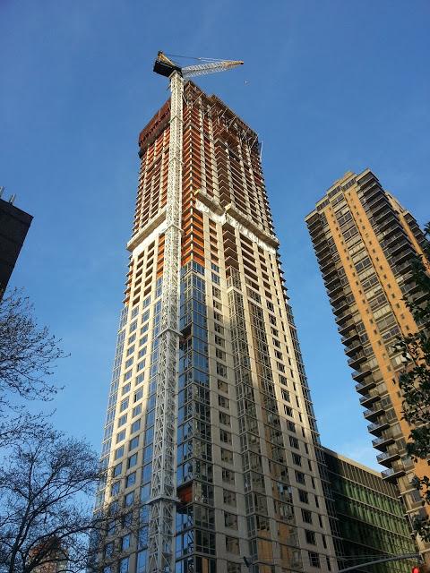 160 West 62nd Street NYC