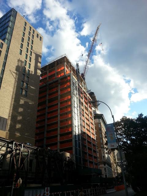 The Larstrand, Upper West Side Residential