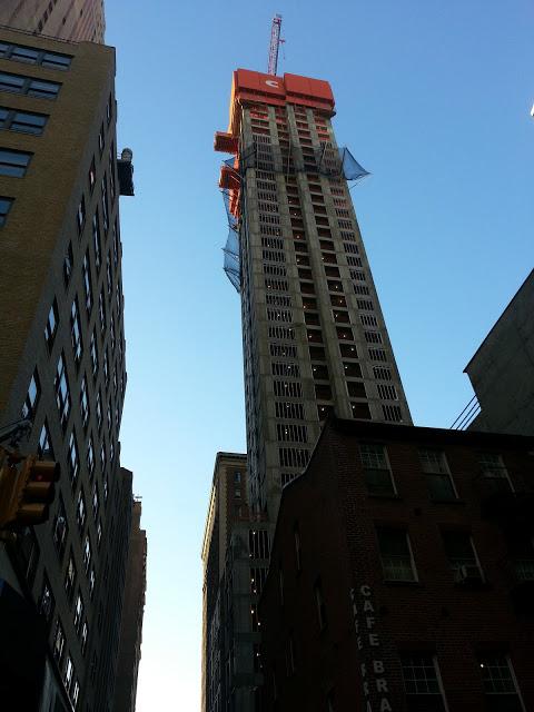 99 Washington Street, World's Tallest Holiday Inn Manhattan