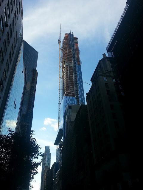 One57 September Construction Update 2012