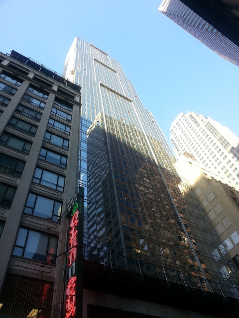 135 West 45th Street NYC