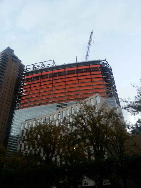 Fordham Lincoln Center Expansion