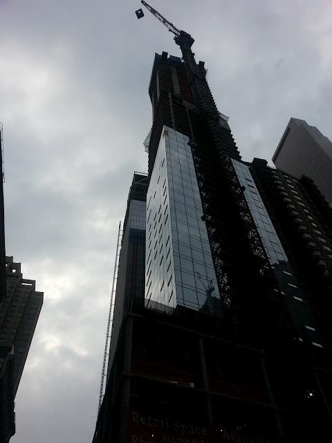 1715 Broadway Marriott NYC