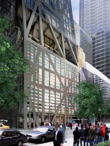 Torre Verre NYC