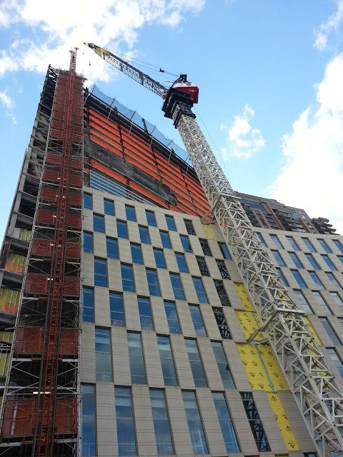 Fordham Lincoln Center Expansion
